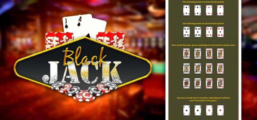 Blackjack India casino
